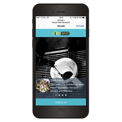 Nowspot Iphone