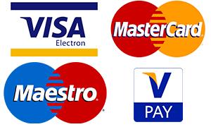 Pos Maestro Mastercard Visa VPay