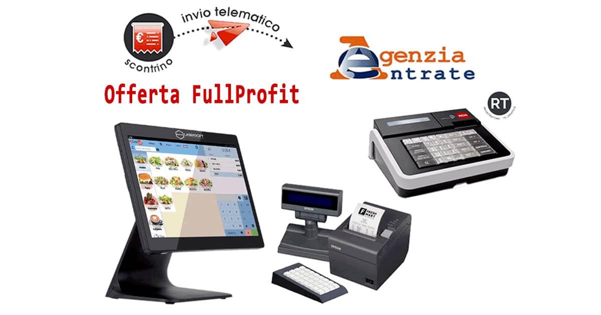 Offerta Registratore di cassa Telematico Offerta