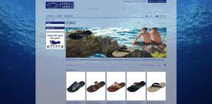 Capri Sandals Categoria