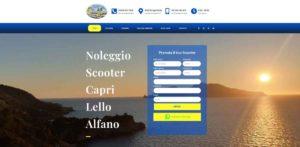 Rent Scooter Capri