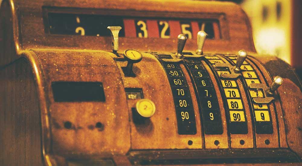 Offerta registratore di cassa