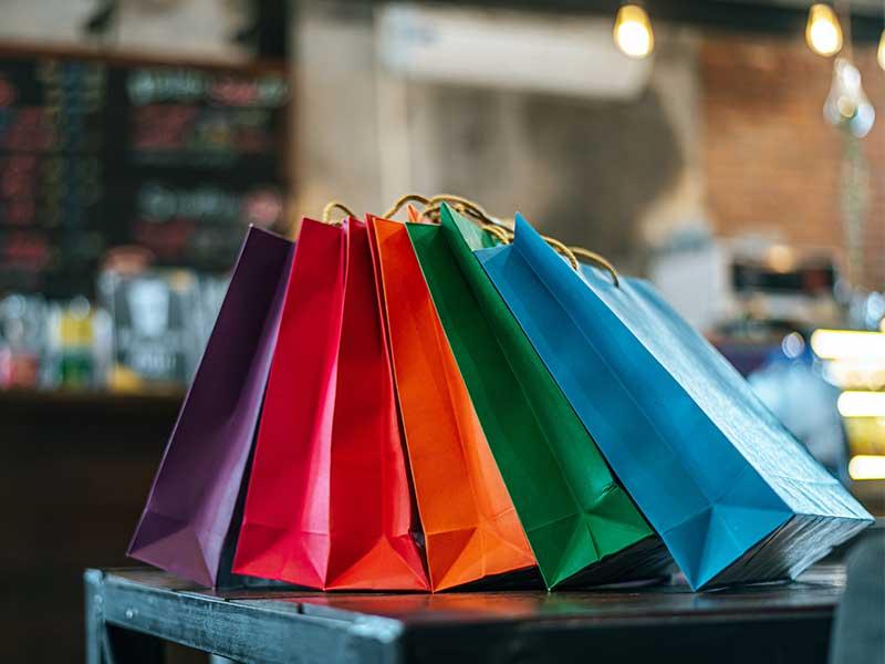 E-Commerce shop online