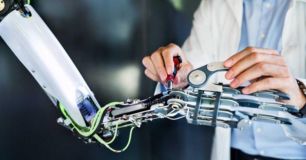 Credito d'imposta Formazione 4.0 Robotica Avanzata Collaborativa